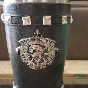 Pirate's travel mug